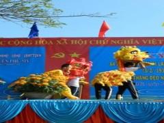 Lễ Hội Đèo Nhông - Dương Liễu