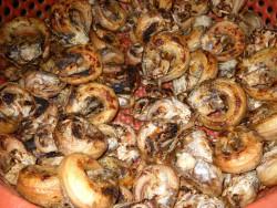 Cá lóc nướng Phù Mỹ